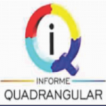Logo da emissora Rádio Informe Quadrangular