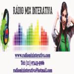 Logo da emissora Web Rádio Mix Interativa