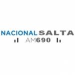 Logo da emissora Radio Nacional 690 AM
