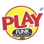 Logo da emissora Play Funk 5.4