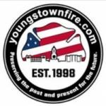 Logo da emissora Youngstown Bombeiro Scanner
