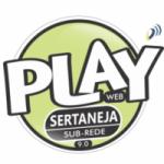 Logo da emissora Play Sertaneja 9.0
