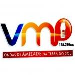 Logo da emissora Radioamadores do Médio Parnaíba 145.290