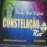 Logo da emissora Rádio Web Constelação Rio