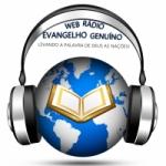 Logo da emissora Web Rádio Evangelho Genuíno