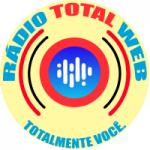 Logo da emissora Rádio Total Web
