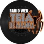 Logo da emissora Rádio Web Teia De Aranha