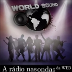 Logo da emissora World Sound