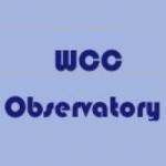 Logo da emissora WCCR Radio Observatory