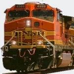 Logo da emissora Rail Road BNSF Gateway Sub