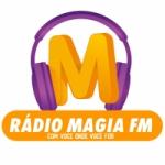 Logo da emissora Rádio Magia FM