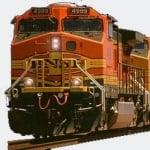 Logo da emissora Rail Road BNSF-UP-Metrolink Los Angeles (Inland Empire)