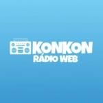 Logo da emissora Konkon Rádio Web