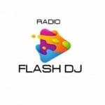 Logo da emissora Rádio Flash Dj