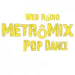 Logo da emissora Rádio Metrô Mix