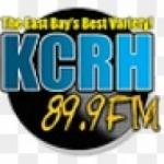 Logo da emissora Radio KCRH 89.9 FM