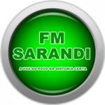 Logo da emissora Rádio FM Sarandi