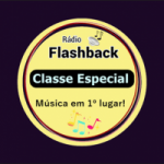 Logo da emissora Rádio Flashback Classe Especial