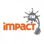 Logo da emissora Impact Iasi 88.4 FM
