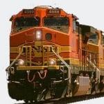 Logo da emissora Rail Road UP Cal-Nevada