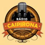 Logo da emissora Rádio Caipirona FM