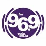 Logo da emissora Rádio Rede Aleluia 96.9 FM