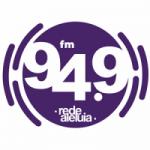 Logo da emissora Rádio Rede Aleluia 94.9 FM