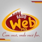 Logo da emissora Rádio Web Mix