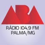 Logo da emissora Rádio Aba FM
