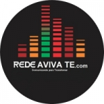 Logo da emissora Rede Aviva Te