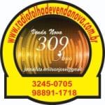 Logo da emissora Rádio Folha de Venda Nova
