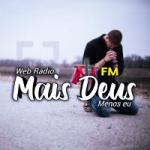 Logo da emissora Web Rádio FM Mais Deus Menos Eu
