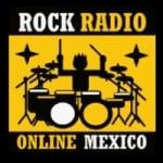 Logo da emissora Radio Rock Online Mexico