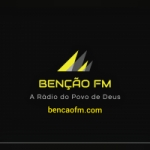 Logo da emissora Web Rádio Benção FM