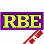 Logo da emissora Rádio RBE