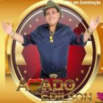 Logo da emissora Rádio Amado Edilson FM