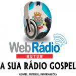 Logo da emissora Web Rádio Mutum