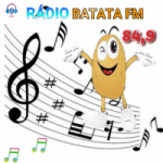 Logo da emissora Rádio Batata FM