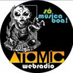 Logo da emissora Atomic Web Rádio