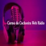 Logo da emissora Carmo da Cachoeira Web Rádio