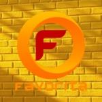 Logo da emissora Rádio Favorita