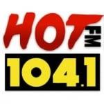 Logo da emissora WHHL 104.1 FM