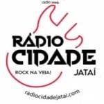 Logo da emissora Radio Cidade Jataí