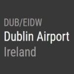 Logo da emissora Dublin EIDW Scanner