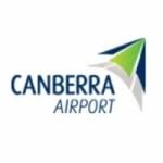 Logo da emissora Canberra International Airport