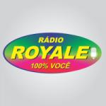 Logo da emissora Rádio Royale Teresina