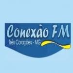 Logo da emissora Rádio Conexão 104.9 FM