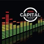 Logo da emissora Rádio Capital Paranaense FM