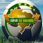 Logo da emissora Rádio Asas do Brasil
