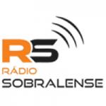 Logo da emissora Rádio Sobralense